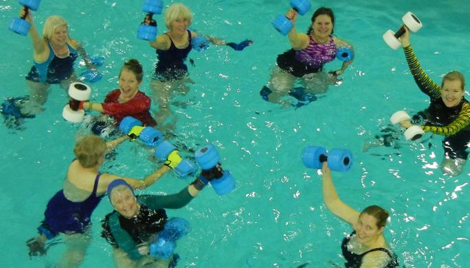 Aquatic Fitness On Bainbridge Island